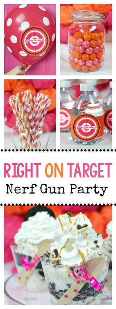 Right on Target Nerf