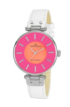 pink and orange pretty watch - I just ordered it from Nordstrom...my color block obsession continues...