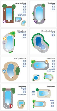 It is important to know the attributes of your swimming pool, as there is no turning back. Pool comes with different shape and style. Circular Figure 8 Free Form Geometric Grecian Half Moon Kidney Lazy L Oval Rectangle Roman True L Swimming Pool Size, Swimming Pools, Above Ground Pool, In Ground Pools, Kidney Shaped Pool, Oval Pool, Pool Shapes, Pool Enclosures, Do It Yourself Kit