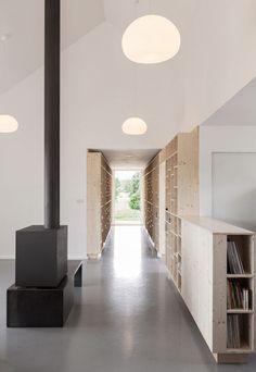 Maison Simon / Mathieu Noël & Élodie Bonnefous architectes | ArchDaily