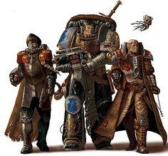 art,арт,красивые картинки,warhammer 40k,фэндомы,Warhammer 40000,warhammer40000, warhammer40k, warhammer 40k, ваха, сорокотысячник,death watch,Inquisition,Imperium,Империум