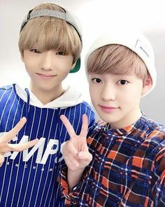 NCT 엔씨티 Nct Dream - JiSung and ChenLe Babys <3