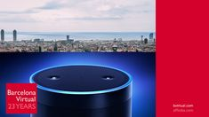 "[2018] #ALEXA #ECHO #EUROPE #AI #BOTS · Amazon Echo will arrive in #Spain very soon, quite probably on #PrimeDay, which last year was in July. · ""Amazon Echo llegará a España junto con el asistente virtual Alexa"" · May, 2018 · Click on the image to go to the article in Spanish. Alexa Echo, Amazon Echo, Vr, Virtual Reality, 10 Years, Spanish, Barcelona, To Go, Europe"