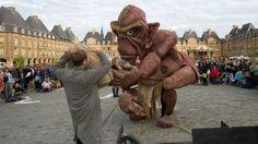 20 septembre : Festival mondial des théâtres de marionnettes de Charleville-Mézières