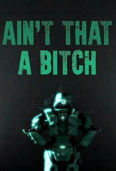 Ain't that a bitch? Church/Epsilon/Alpha, RVB