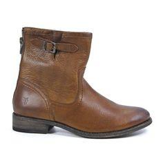 Frye Pippa Ankle Boot #shophollyandbrooks