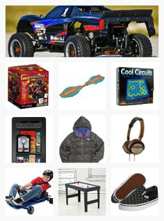 Favorite Gifts for Tween Boys
