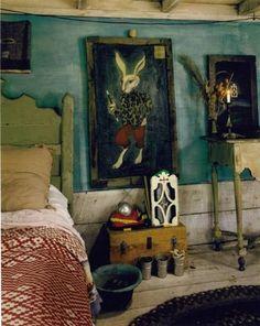 Schlafzimmer, dormitorio, bedroom