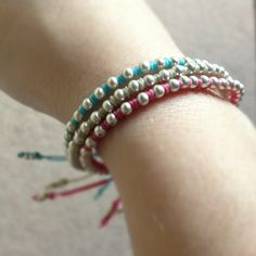 Blue, beige and pink! £8 each or 3 for 2 at thesilvershelf.co.uk 6 colours to choose from