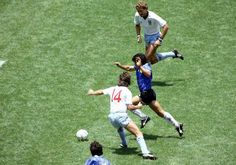 Argentina vs Inglaterra - Mundial 86 - Maradona Retro Pics (@MaradonaPICS) | Twitter