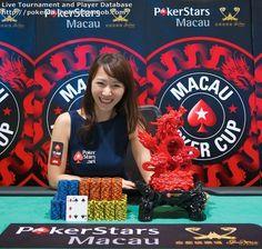 Celina Lin sang juara tournament poker yang sangat berbakat Online Berita Poker