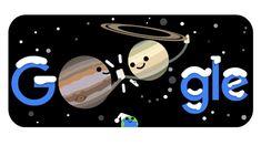 google doodle grande congiunzione inverno Google Doodles, Grande