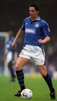Gary Ablett, Everton