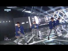 EXO(엑소) - CALL ME BABY(콜 미 베이비) @인기가요 Inkigayo 20150426 - YouTube