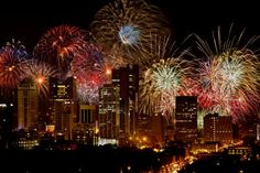 A great guide to how to experience Red, White, and Boom like a pro from @Experience Columbus ! #Columbus #events #fireworks