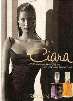 Yasmeen; beautiful ad; worst fragrance, ever!