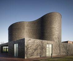 Neubau Kirche am Meer in Wangerland-Horumersiel-Schillig - Referenzbauten: Inspiration für Architekten, Handwerker und Bauherren durch beispielhafte aktuelle Bauprojekte, die in angemessenem Rahmen gewürdigt werden.