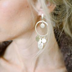 We ALL want these fantastic and hint hint 🔥 📸: . Santa Baby, Dear Santa, Statement Earrings, Diamond Earrings, Drop Earrings, Meira T, Fernandina Beach, Little Red, Jewelry Design