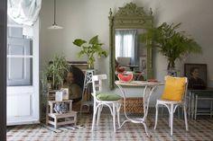 Bed & Breakfast en La Rioja : Comedores de estilo mediterráneo de Casa Josephine