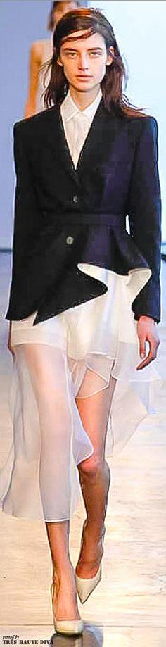 #NYFW Theory Fall 2014 RTW http://www.vogue.com/fashion-week/