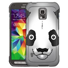 Samsung Galaxy S5 Active Panda Slim Case