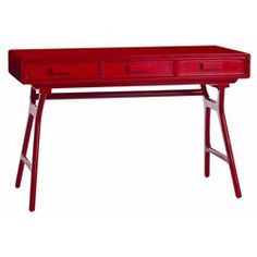 Phillip Desk in RED we should ORDER!!! LOVE IT!