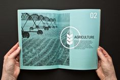 Associated British Foods Annual Report on Editorial Design Served