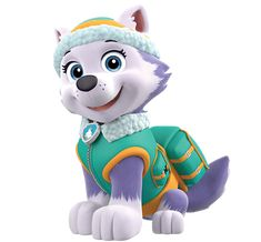 Read on for some fun facts about the PAW Patrol Live characters! Girl Paw Patrol Party, Paw Patrol Birthday Theme, Paw Patrol Cake, Paw Patrol Everest, Personajes Paw Patrol, Flareon Pokemon, Imprimibles Paw Patrol, Cumple Paw Patrol, Machine Embroidery Applique