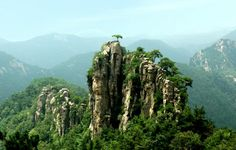 Mount Tai in Shandong. http://www.visiontimes.com/2015/03/30/are-these-the-10-most-beautiful-mountains-in-china.html