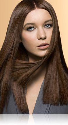 Medium Ash Brown Hair Color   JOHN FRIEDA® Precision Foam Colour