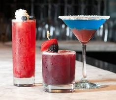 Vodka drinks perfect for the 4th of July - New York cocktails | Examiner.com