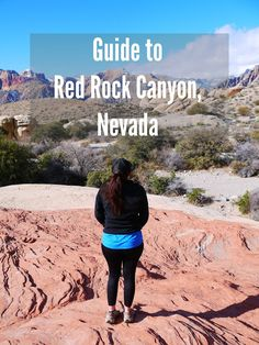 Western New Yorker: Guide to Red Rock Canyon, Nevada