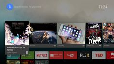 Android TV Video Walkthrough