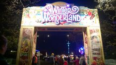 Beautiful lights and festive theme during the winter in London. Winter Wonderland is a beautiful event that is a must while you're visiting London!