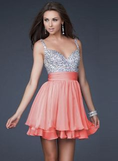 Bridesmaid dress? Obviously they need to be a little longer!