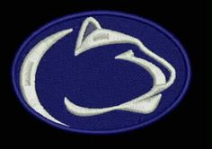 Penn State Embroidered Patch