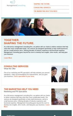 [Template Name: Consulting Newsletter]