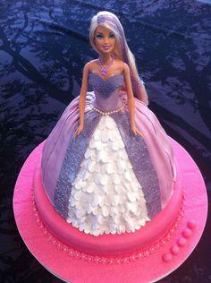 Another Barbie princess cake