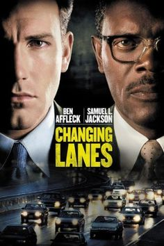 Changing Lanes on DVD from d. Directed by Roger Michell. Staring Samuel L. Jackson, Ben Affleck, Amanda Peet and Toni Collette. More Action, Revenge and Thrillers DVDs available @ DVD Empire. Ben Affleck, Netflix Uk, Watch Free Movies Online, Watch Movies, Movies Worth Watching, Road Rage, Full Movies Download, Streaming Movies, Great Movies