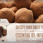 Dark Chocolate Gingerbread Truffles Young Living Independent Member number #1163402 #myYLlife #whyYL  http://jennifersouthern.marketingscents.com/ms/view?page=index_overview
