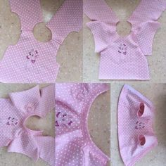 1 million+ Stunning Free Images to Use Anywhere Sewing Kids Clothes, Baby Doll Clothes, Sewing Dolls, Baby Sewing, Barbie Clothes, Doll Crafts, Diy Doll, Girl Dolls, Baby Dolls
