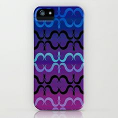 Cool Swirl iPhone & iPod Case by Nina May  - $35.00