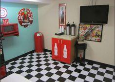 The Coke Room--Great Samaritan Society Nursing Home, Sioux Falls, SD