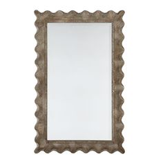 Wisteria - Mirrors & Wall Decor - Shop by Category - Mirrors - Scallop Edge Mirror Thumbnail 3