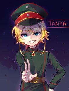The Saga of Tanya the Evil, Tanya Degurechaff / ターニャ / March 2017 - pixiv Magical Warfare, Submarine Movie, Tanya Degurechaff, Tanya The Evil, Anime Stars, Anime Military, Cool Animations, Manga Games, My Hero Academia Manga