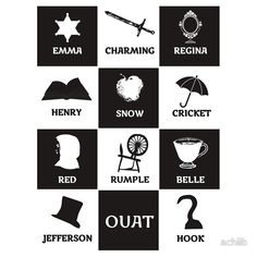OUAT once upon a time