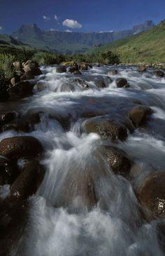 Ampitheatre, Drakensberg, RSA