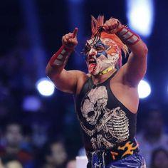 Psycho Clown rompió la maldición de los Alvarado
