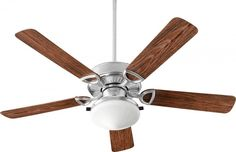 Quorum International - manufacturer of designer-coordinated lighting families and decorative, energy-saving ceiling fans. Outdoor Ceiling Fans, Save Energy, All In One, Bulb, Patio, Lights, Design, Blade, Home Decor