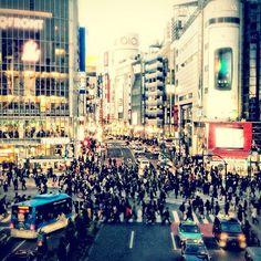 渋谷16:40。